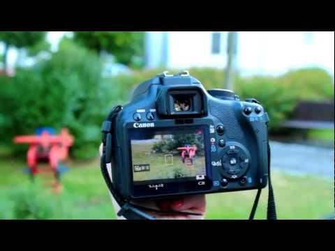 Canon EOS 550D Vs. Canon EOS 500D - Photo And Video Comparison