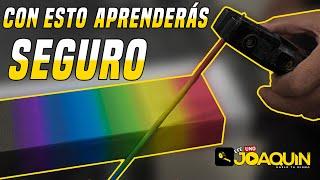 EL MEJOR TRUCO PARA APRENDER A SOLDAR CON ELECTRODO