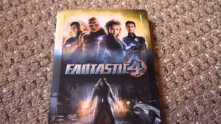 Bluray Steelbook Update - Punisher, Omen, Legend & Fantastic 4
