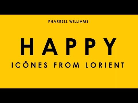 We are happy from Lorient - by Icônes