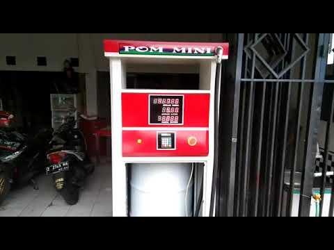 Berangkaaaat, Pom Mini 1 Nozzle ke Sumatera Utara