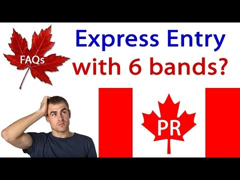 Should You Apply Canada PR With 6 Bands?