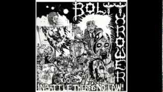 Bolt Thrower - In Battle There Is No Law [Full Album]