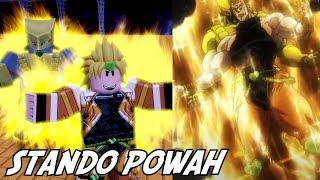 STANDO POWAH!   n the jojo game