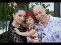 Дмитрий Гордон и Алеся Бацман 2018 их дочки Dmitry Gordon And Alesya Batsman 2018 Their Daughters mp3