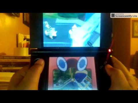 Pokemon Moon : Part 3 : Grubbin Evolved In To Charjabug : A Bug To Battery #happthanksgiving