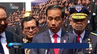 Jokowi: Mahfud MD, TGB, Airlangga Masuk Kandidat Cawapres