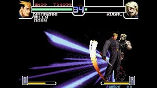 The King Of Fighters 2002 - 97' Team Arcade (TAS)