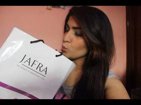 *NEW* Jafra Skin brightening range review