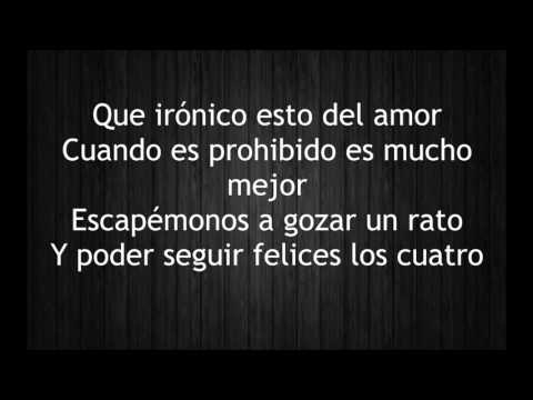 La mala y la buena – Gente de Zona ft. Alex Sensation (Letra, Lyrics)