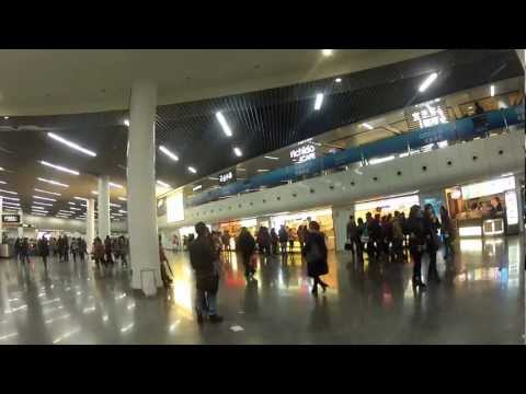 Shanghai Metro Station People's Square 15 12 2012