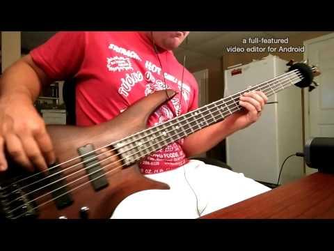 Breaking Benjamin - Failure (bass cover)