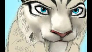 Shira (Ice Age 4) - Speed Painting