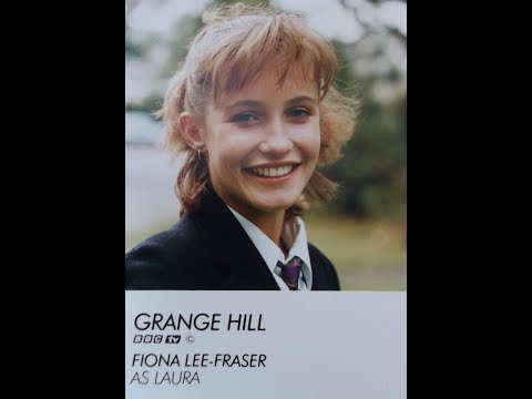 Fiona Lee-Fraser / Laura Reagan / Grange Hill (Slideshow)