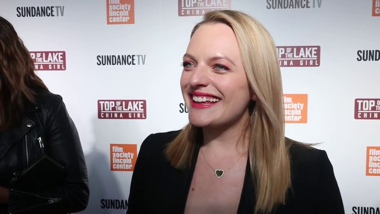 Elisabeth Moss on Meeting Jane Campion and 'The Piano'