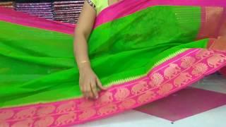 Kuppadam Light Weight Sarees Price 1770/-only    Vigneshwara Silks 7661976427  Episode 111