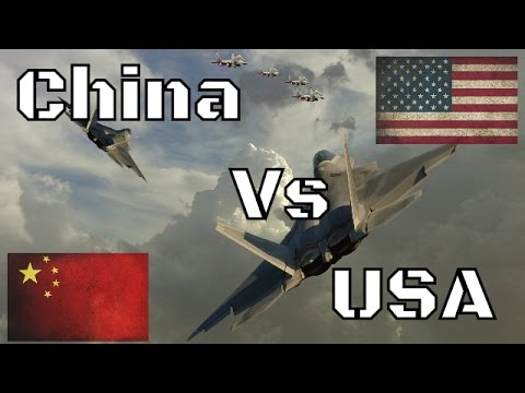 China Vs USA Latest Military Comparison