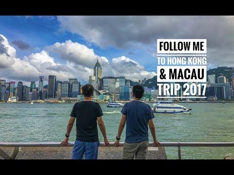 Follow me to Hong Kong Macau Trip 2017