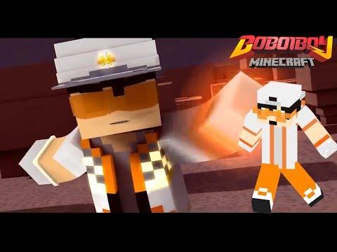 #4 Boboiboy Galaxy Kuasa 8  - Kemunculan Boboiboy Cahaya