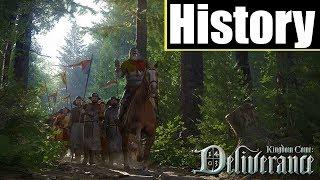 History behind Kingdom Come: Deliverance