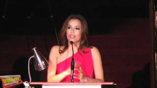 "Eva Longoria Welcomes the 1st National Tour of ""In The Heights"" to Los Angeles"