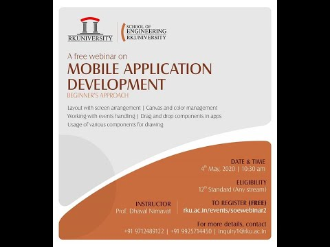 Mobile Application Development: Beginner's Approach
