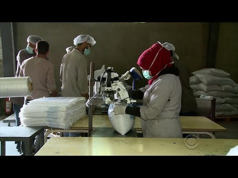 World Food Program working on the frontlines in Syria
