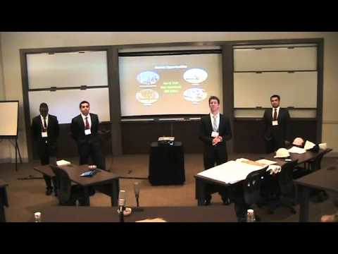 2014 Global Venture Labs Investment Competition, Semifinals - May 3, 2014