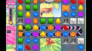Candy Crush Saga level 628 (3 star, No boosters)