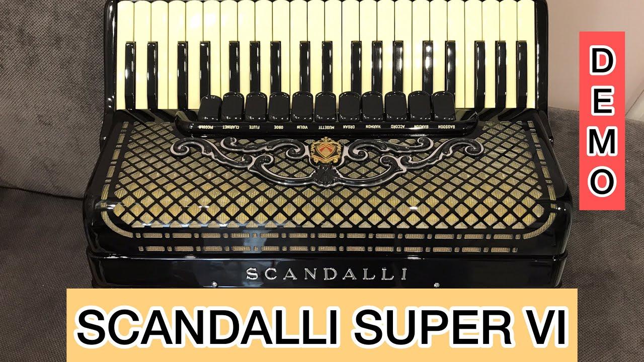 Vitalie Vataman - Demo Scandalli Super VI ( Nou )