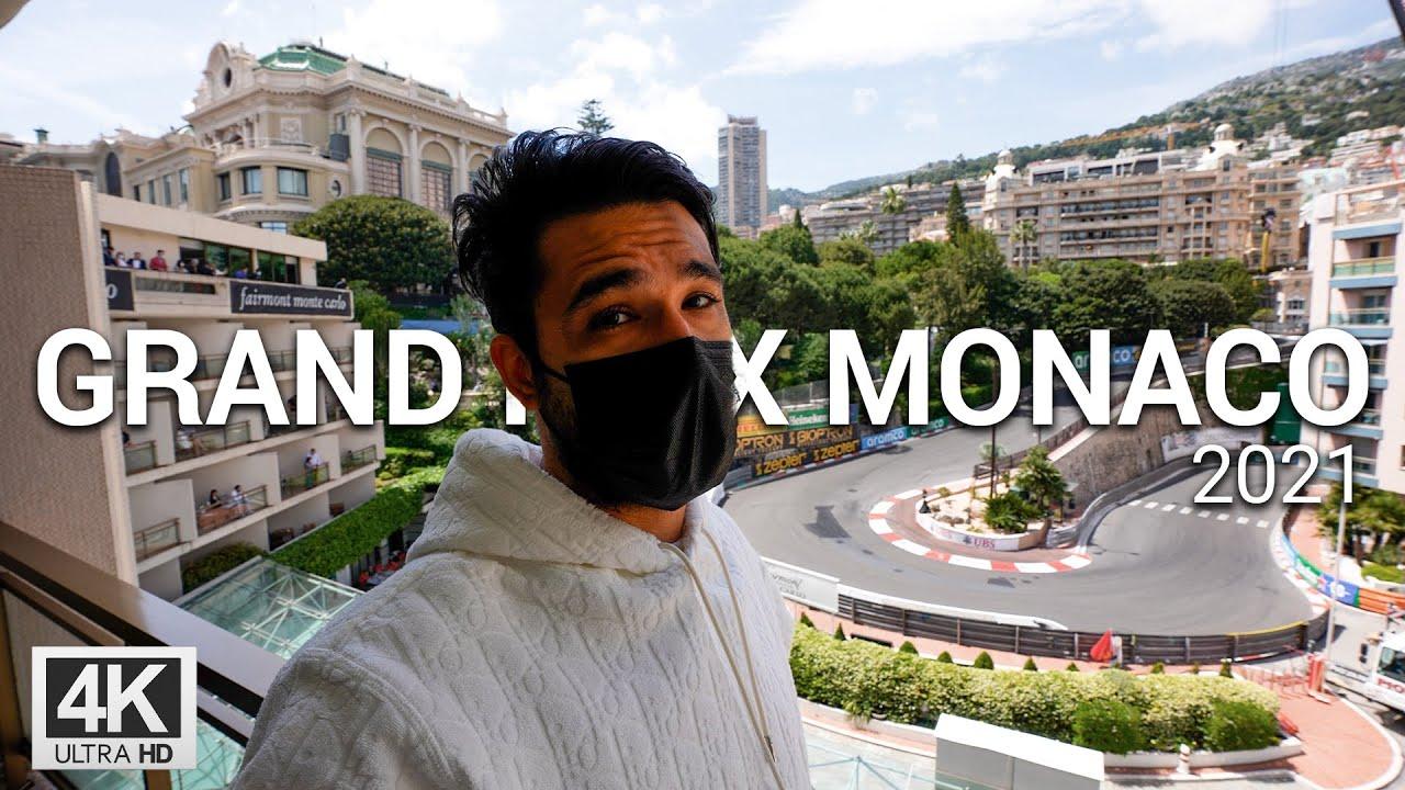 Download AU CŒUR DU GRAND PRIX F1 DE MONACO - Vlog 4K