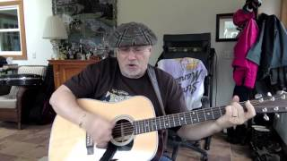1511 -  downtown train  - tom waits cover with guitar chords and lyrics