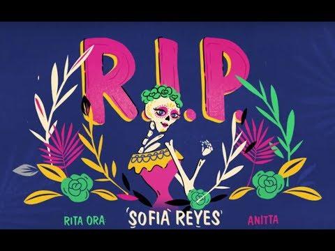 Sofia Reyes - R.I.P (feat. Rita Ora & Anitta)[Official Lyric Video]