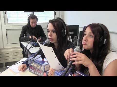 Les lycéens de Cosne-Cours-sur-Loire fabriquent une émission radio