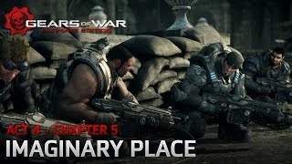 gears of war ultimate edition act 4 the long road home chapter 5 imaginary place walk