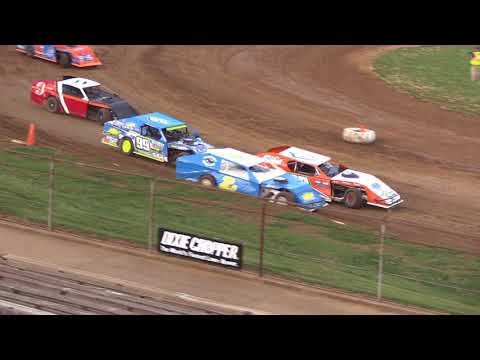 5 19 18 Modified Heat #2 Lincoln Park Speedway
