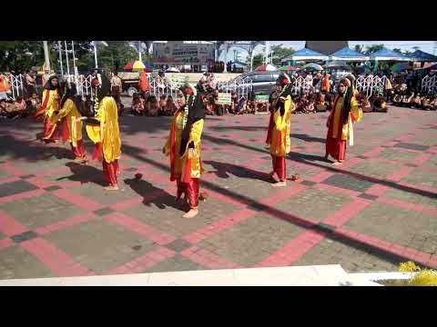 Tari Radap Rahayu SMK NU Banjarmasin