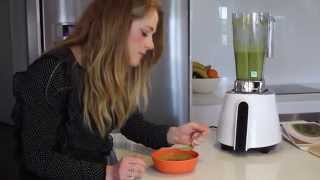 Make Fennel And Pesto Soup In The Biochef Living Food Blender