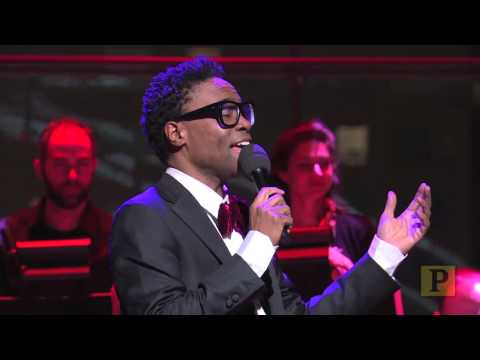 Kinky Boots Star Billy Porter Performs
