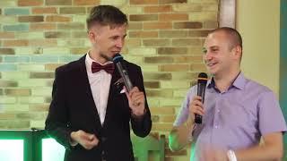 Ведущий Валентин Соколов