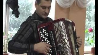 урок игры на баяне№2 Чегринец Михаил  Тико тико .avi