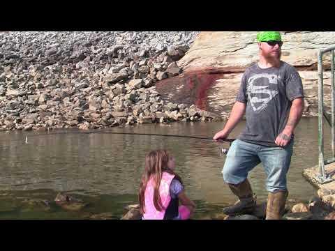 Kids Fishing Tournament 2018