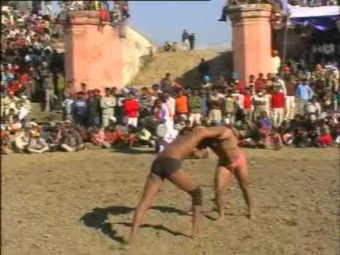 pakistani wrestler Ali pehlawan beat indian wrestler of amritsar