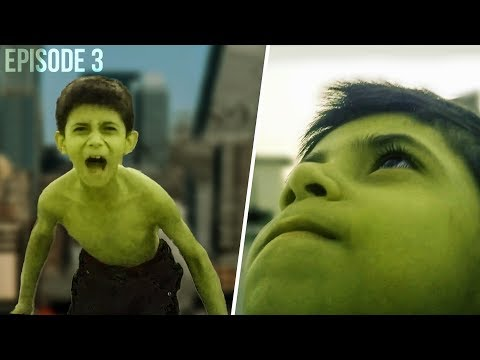 The Hulk Transformation Episode 3 | A Short film VFX Test