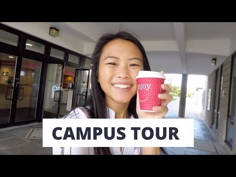 CAMPUS / TOWN TOUR OF UNIVERSITY OF KENT