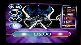 Who Wants To Be A Millionaire? 2nd Edition Playstation 1 Game 2 Part 1