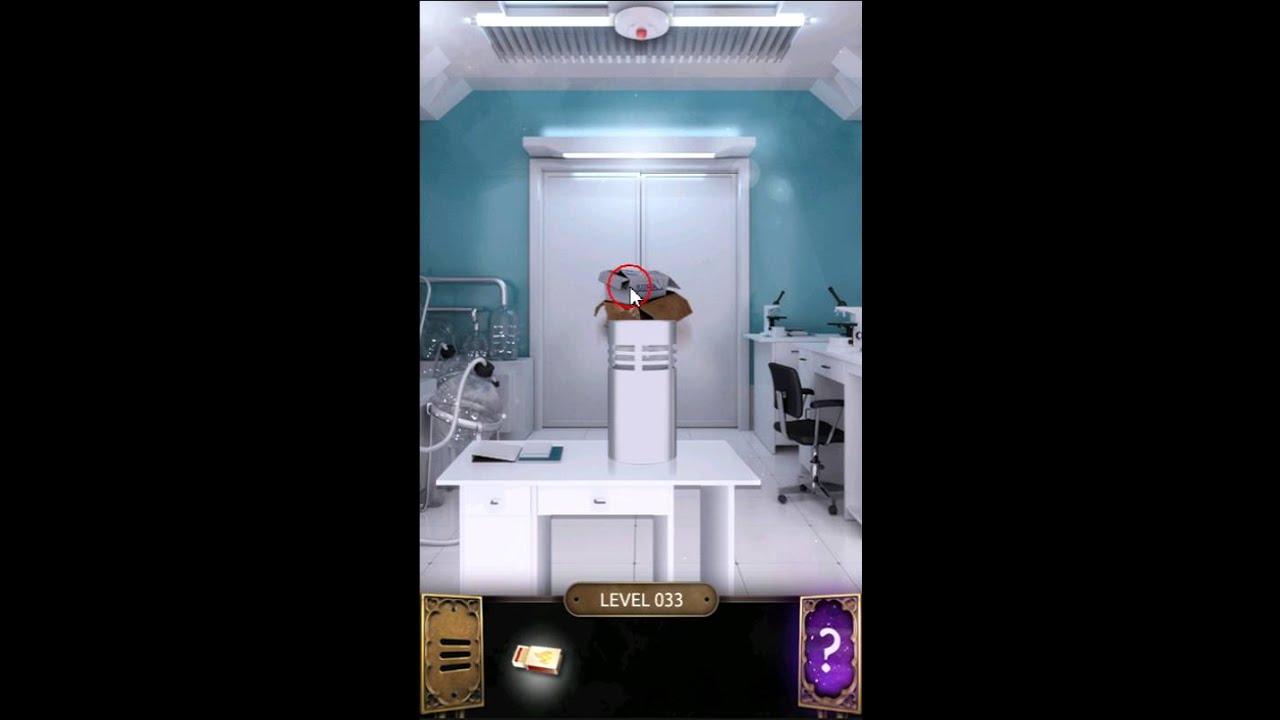 100 Doors Challenge Level 33 Youtube
