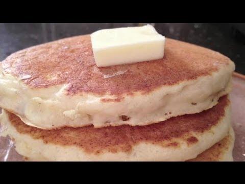 Easy Pancake Batter With Baking Soda : Pancake Breakfast