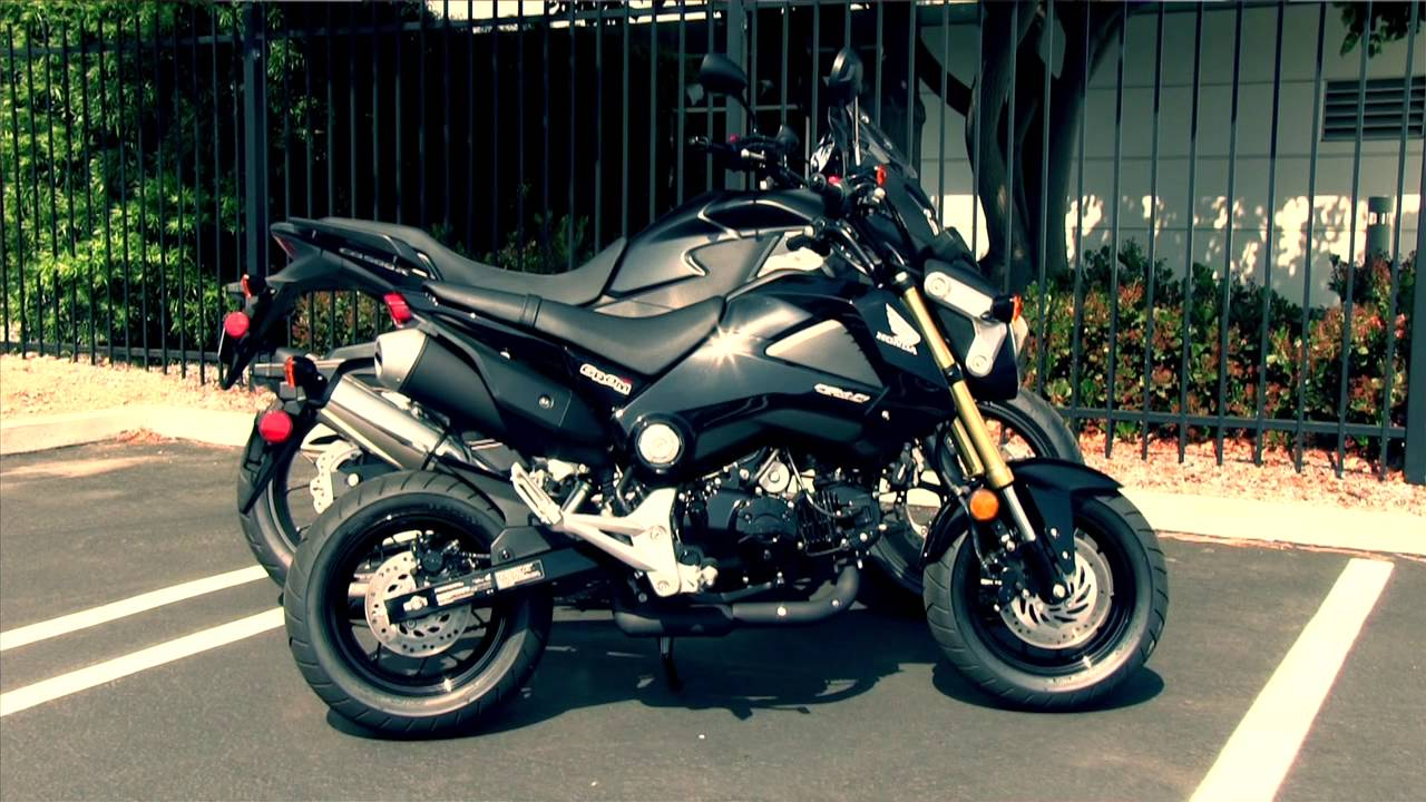 Honda Grom HD Wallpaper | Full HD Pictures |Honda Grom Size