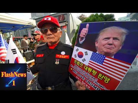 Le délicat voyage de Donald Trump en Asie